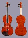 Italian Odin Bykle violin Cremona 2005
