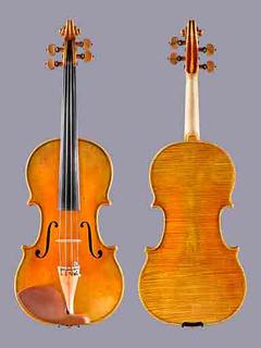 Belgian Thomas Bertrand violin, Bruxelles, 2000
