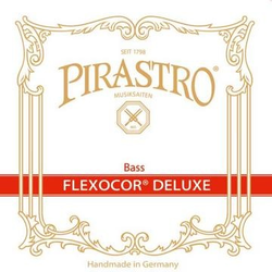 Pirastro Pirastro FLEXOCOR DELUXE 3/4 bass string set, orchestra