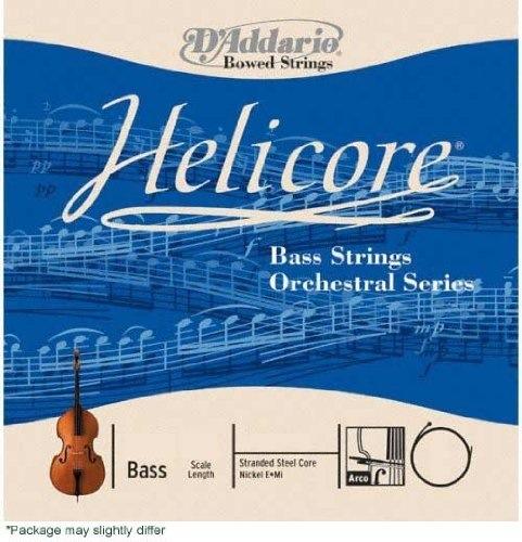 D'Addario D'Addario Helicore Orchestra 3/4 bass E string, medium