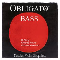 Pirastro Pirastro OBLIGATO bass D string, orchestra