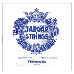 Jargar Jargar cello string set chrome