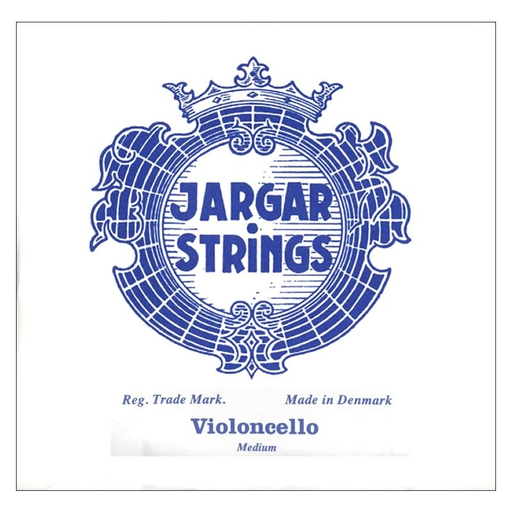 Jargar Jargar cello string set chrome