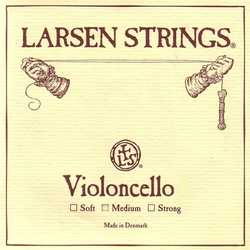 Larsen Larsen cello A string soft