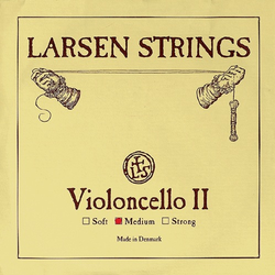 Larsen Larsen cello D string medium