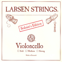 Larsen Larsen Solo cello A strong