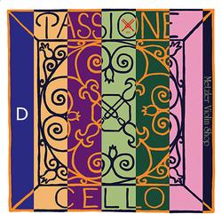 Pirastro Pirastro PASSIONE cello D string, chrome steel, medium