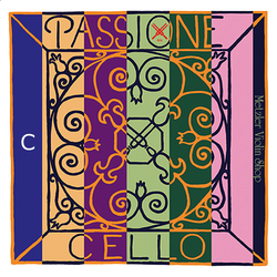 Pirastro Pirastro PASSIONE cello C string, gut/tungsten, medium