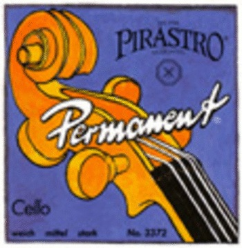 Pirastro Pirastro PERMANENT SOLOIST cello D string, medium