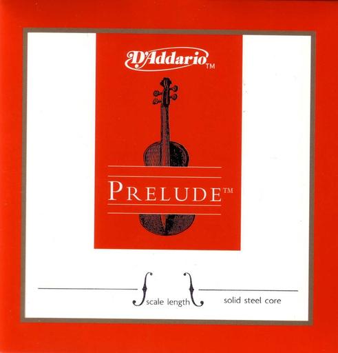 D'Addario D'Addario PRELUDE violin D string, 1/8 - 1/16, medium