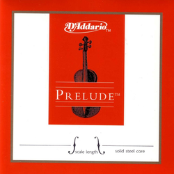 D'Addario D'Addario PRELUDE violin string set, 4/4 - 3/4, medium