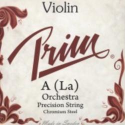 Prim Prim violin A string, orchestra