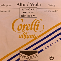 Corelli Savarez Corelli Alliance viola C string, medium