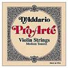D'Addario D'Addario Pro-Arté violin string set, 4/4 (w. aluminum D) medium