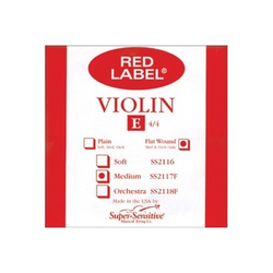 Super-Sensitive Red Label violin E 4/4