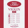 Super-Sensitive Red Label violin set 1/16