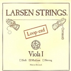 Larsen LARSEN viola A string medium loop