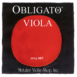 Pirastro Pirastro OBLIGATO viola string set, medium
