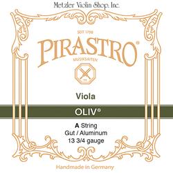 Pirastro Pirastro OLIV viola A string, gut/aluminum, medium, in envelope