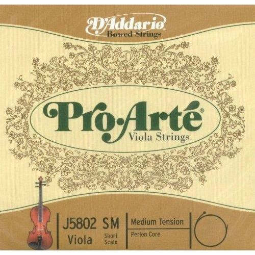 "D'Addario D'Addario Pro-Arté viola long D string (15""-17""), medium"