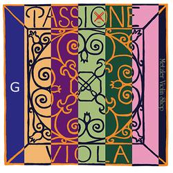 Pirastro Pirastro PASSIONE viola G string, gut/silver, medium
