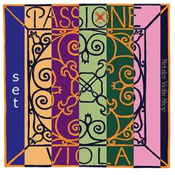 Pirastro Pirastro PASSIONE viola string set, gut core, medium