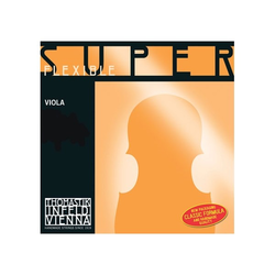 Thomastik-Infeld SUPERFLEXIBLE viola string set, chrome-wound, medium, by Thomastik-Infeld