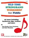 Keefer, Jane, Richard Weissman & Terry Prohaska: Old Time Stringband Workshop for Fiddle