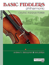Alfred Music Dabczynski/Phillips: Basic Fiddlers Philharmonic - Celtic Fiddle Tunes (cello/bass)