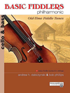 Alfred Music Dabczynski: Basic Fiddlers Philharmonic (cello & CD)