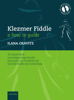 Oxford University Press Cravitz, I.: Klezmer Fiddle-A How-To Guide (violin and CD)