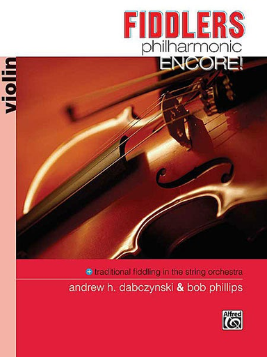 Alfred Music Dabczynski, A.: Fiddlers Philharmonic Encore (violin)