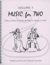 Last Resort Music Publishing Kelley: (collection) Music for Two, Vol.1 (violin/flute/oboe & violin/flute/oboe) Last Resort