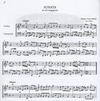HAL LEONARD Pejtsik (ed): 9 Sonate Facili del Barocco Italiano (violin & cello)(violin & piano), Edito Musica Budapest
