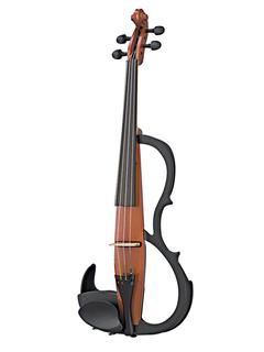 Yamaha Yamaha Silent electric Viola SVV-200, 4-string,  16'' brown