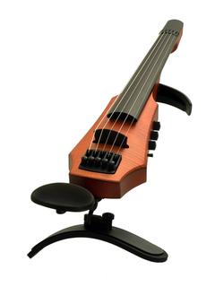 NS Design NS Design CR5 electric 5-string violin, sunburst, with case. Czech Republic