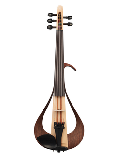 Yamaha Yamaha YEV-105NT 5-string Electric Violin with natural body