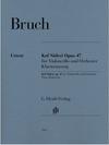 HAL LEONARD Bruch: Kol Nidrei, Op. 47 (cello & piano)