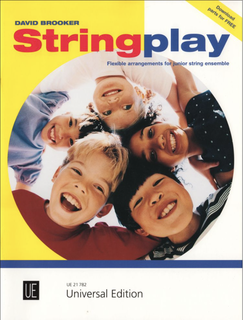 Theodore Presser Brooker: String Play  flexible arrangements for junior string ensemble (string ensemble)
