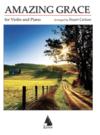 Carlson: Amazing Grace (violin & piano) KEISER