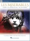 HAL LEONARD Boublil: Les Misérables for Classical Players (cello, piano, online access)