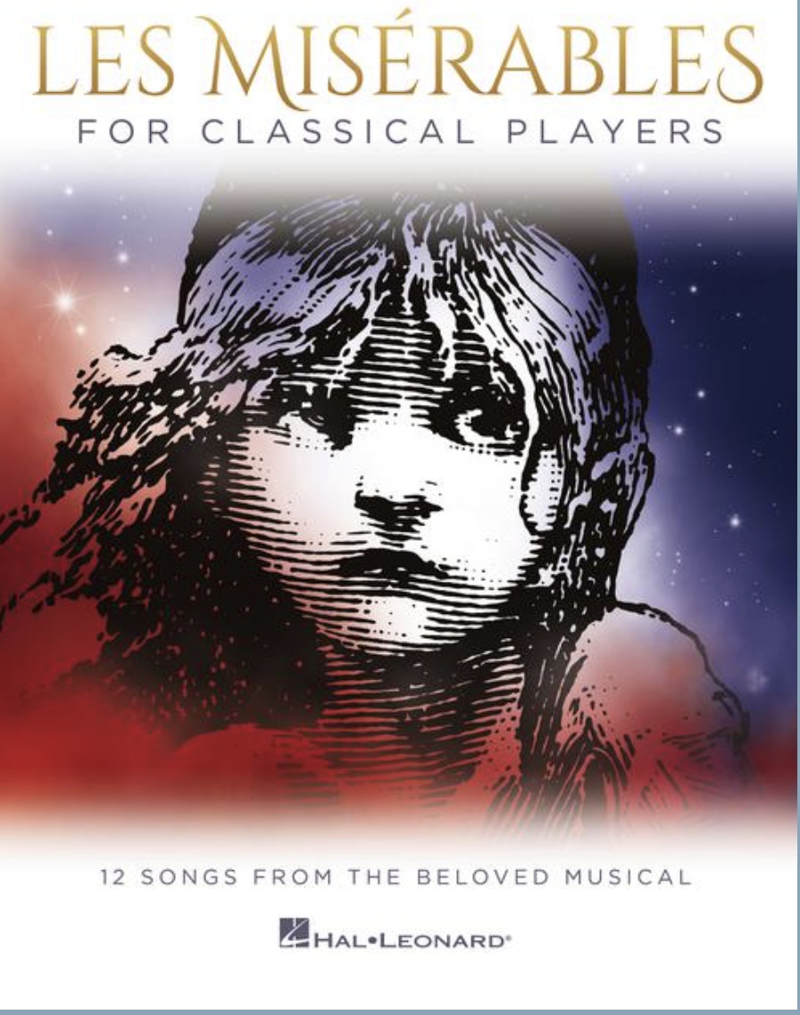 HAL LEONARD Boublil: Les Misérables for Classical Players ( violin, piano, online access)