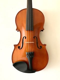 French Strad 1721 model violin ca 1920, Mirecourt, FRANCE
