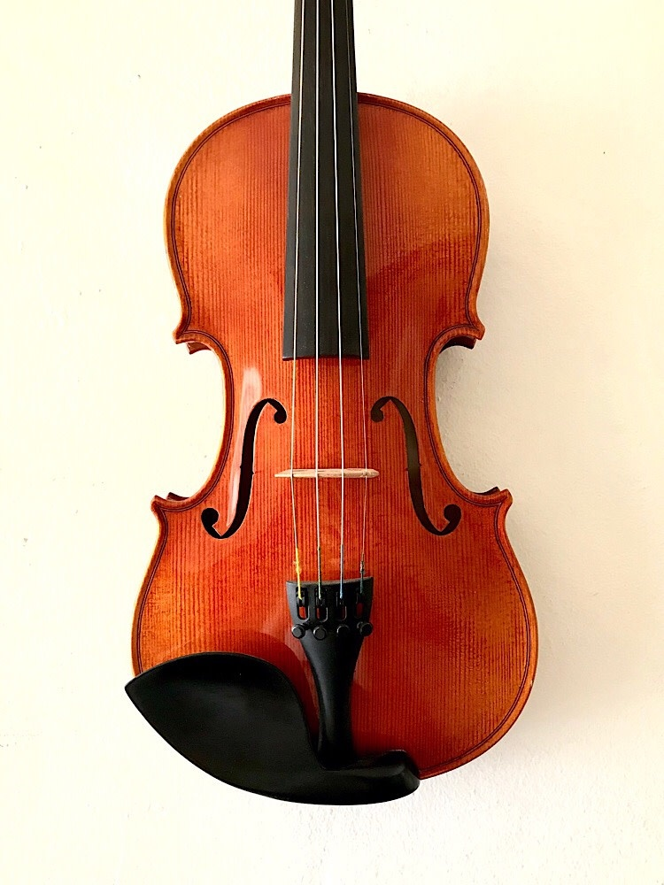 Kremona Kremona Flamed violin, Bulgaria, 2013