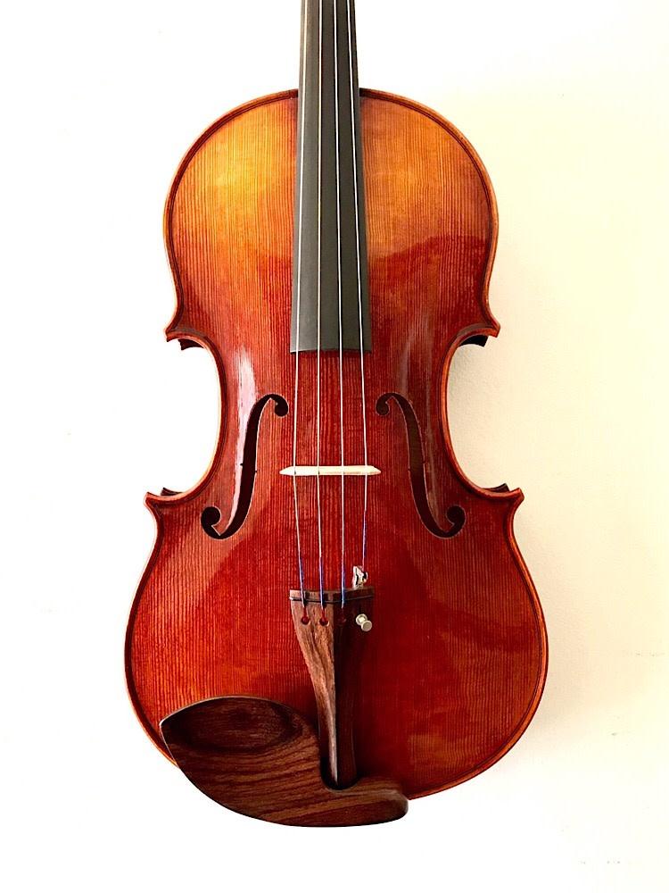 Aubert Alexandre Lefrancois 16.5 inch viola, 2017 Nr. 3, Mirecourt - France ***CERT***