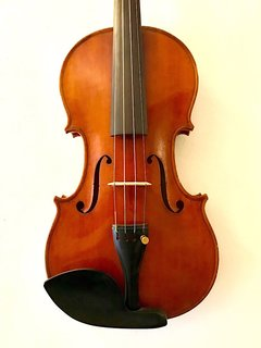 Charles Woolf 4/4 violin, 1986