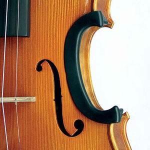 C-CLIP violin C-Bout Protector, soft plastic