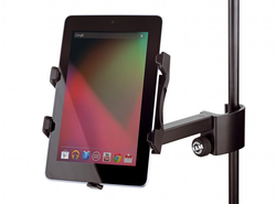 Koenig & Meyer Tablet PC/iPad Holder, Koenig & Meyer