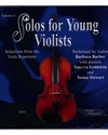 CD Barber: Solos For Young Violists, Vol. 4