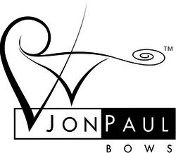 JonPaul JonPaul NOIR carbon-fiber violin bow, black with nickel fittings